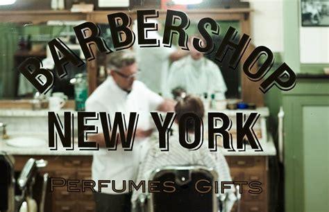 rudy u0027s barbershop by wrk design new york retail
