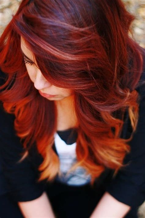 hair highlights bottom 64 best images about hair on pinterest red hairstyles