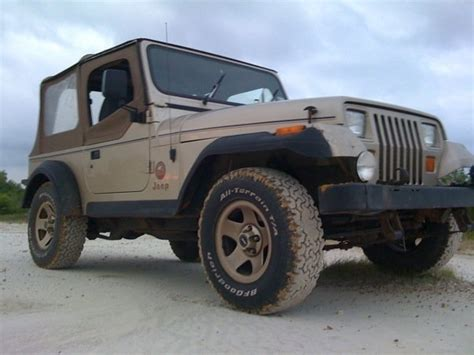 Southern Jeep I Ride Southern 1993 Jeep Wrangler Specs Photos