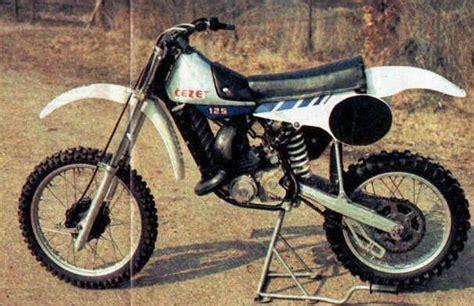 cz motocross bikes cz 125 cc 1982 classic motocross pinterest