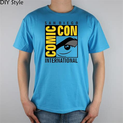 design t shirt high quality aliexpress com buy cmcn comic con t shirt top lycra