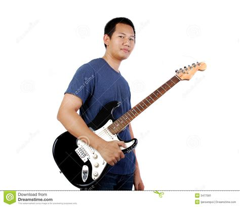 Who Is The Man With Guitar In The Direct Tv Commercial | man with guitar stock image image of male solo jamming