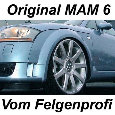 Audi Tt S Line Felgen by 16 Quot Mam6 S Line Design Alufelgen Satz F 252 R Audi Tt Mod 8n