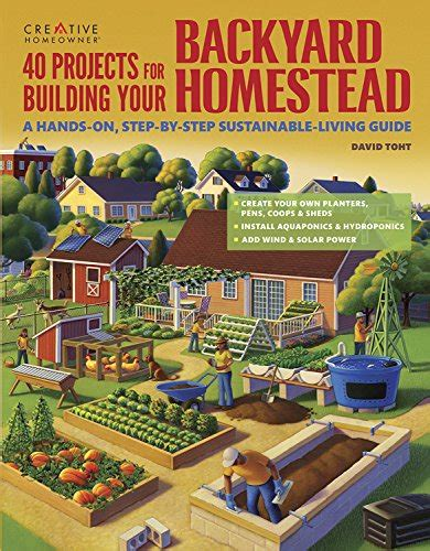 the backyard homestead pdf 40 projects for building your backyard homestead a hands