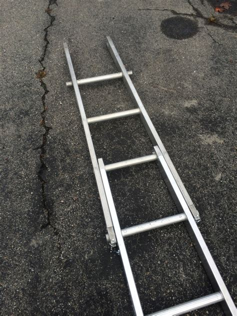 sectional ladder who s interested in getting a half piece for your