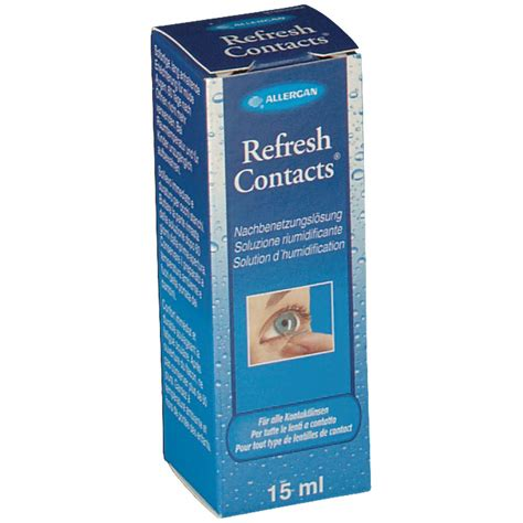 Refresh Contacts allergan 174 refresh contacts 174 shop apotheke