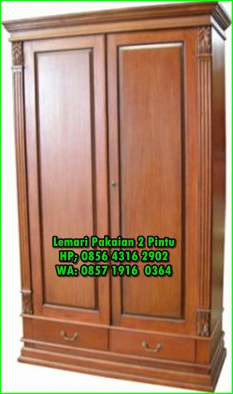 Lemari Kayu Baju lemari baju minimalis kayu jati harga lemari baju kayu