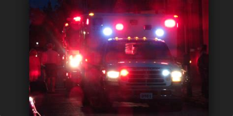 volunteer firefighter lights and sirens why running lights and sirens is dangerous fire chief
