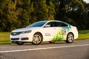 Chevrolet 2015 Impala 2015 Chevrolet Impala Cng Front Three Quarter Photo 3