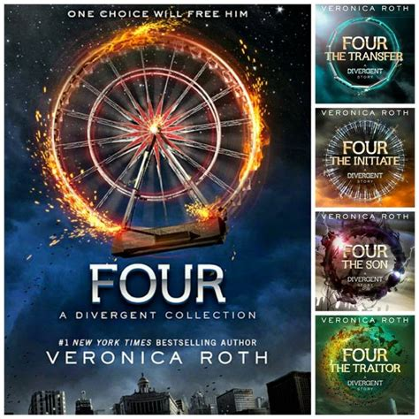 four ingredient cookbook books what mrs light is reading four a divergent collection