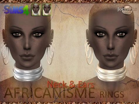 african american sims 4 jom sims creations african earrings sims 4 downloads