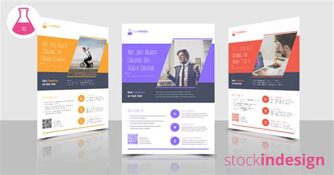corporate flyer template workshop stockindesign corporate flyer template stockindesign