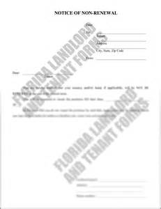 Letter Of Intent Not To Renew Commercial Lease Use A Notice Of Non Renewal Form To Not Renew Your Tenant S Lease