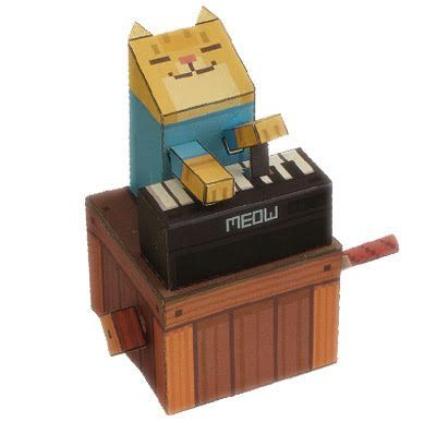 Papercraft Home - minecraft papercraft home and home projects