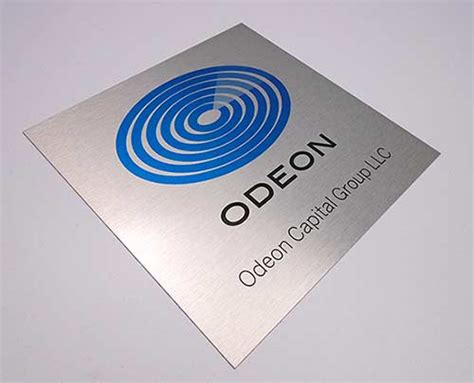 Custom Door Signs by Custom Door Signs Color Office Signs Metal Suite
