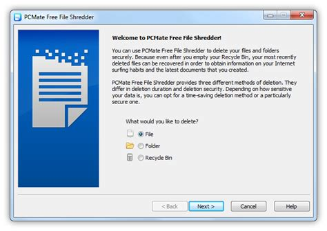 shred folder pcmate free file shredder free file eraser shred files