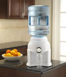 best countertop bottled water dispenser designed with push
