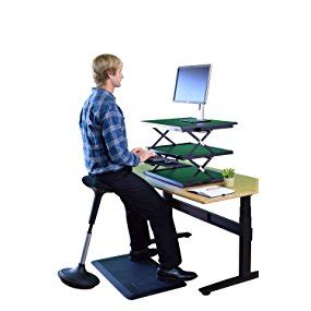 Chair Height For Standing Desk Wobble Stool Adjustable Height Active Sitting