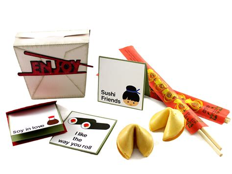 Where Can I Buy Vue Gift Cards - sushi cards and take out gift box pazzles craft room