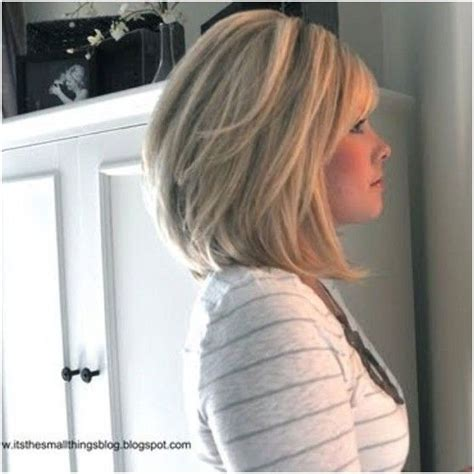 layered bob hairstyle thick hair 14 great hairstyles for thick hair pretty designs