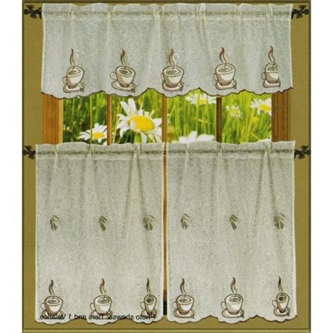 coffee themed kitchen curtains coffee themed kitchen curtains towels coffee themed