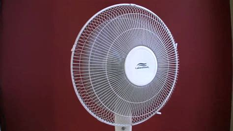 stand up oscillating fan oscillating fan 3 hours youtube
