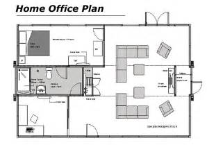 Home Floor Plan Design Tips by Modern Home Office Floor Plans For A Comfortable Home