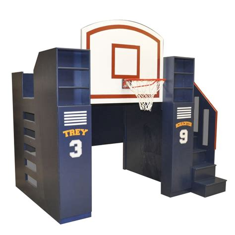basketball toddler bed basketball bunk bed