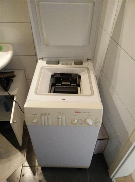 bosch waschmaschine exclusiv bosch t900 exklusiv marken waschmaschine toplader top
