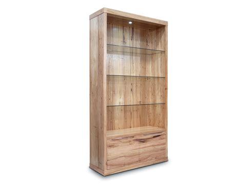 Tasmanian Oak Bookcase elwood tasmanian oak large bookcase display wall unit