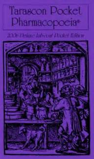 tarascon pocket pharmacopoeia 2018 deluxe lab coat edition books bestsellers 2006 covers 3800 3849