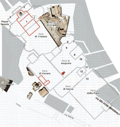 fori imperiali ingresso mercati di traiano museo dei fori imperiali musei