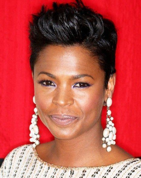 bang faux hair styles faux hawk hairstyles for women black women short