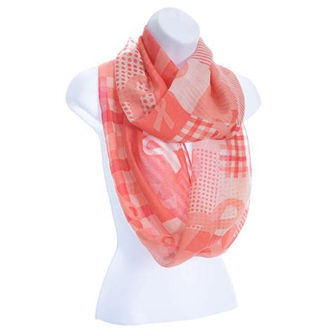 breast cancer awareness oversized scarf by judson and