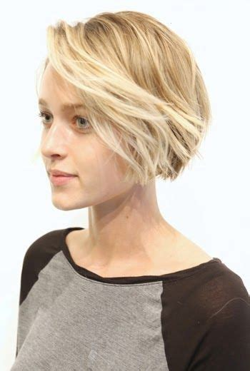 short hair styled with tousling or directed away from the face 486 best images about timeless classic bob on pinterest