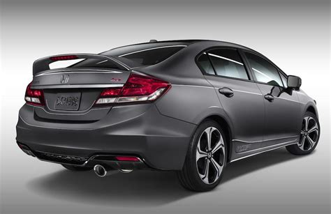 Honda Si 2015 2015 honda civic si u s pricing announced