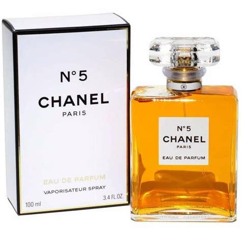Chanel No 5 For 100ml perfume chanel n 176 5 eau de parfum feminino 100ml no