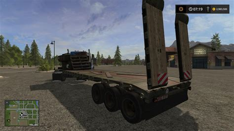 ls that turn on by touch tieflader v1 0 0 0 ls2017 farming simulator 17 mod ls