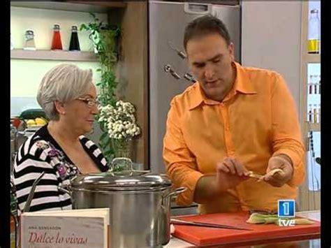 cocina con jose andres vamos a cocinar con jose andres cocina sefardita ensaladas