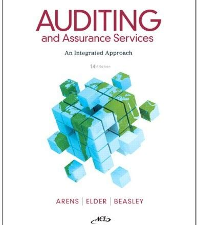 Auditing And Assurance Services 16e Arens solution manual auditing and assurance services 14th