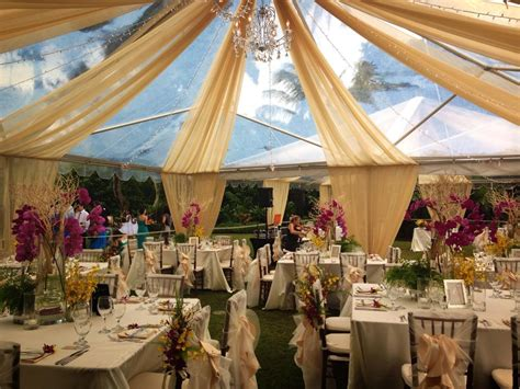 how to drape a tent ceiling wedding ceiling drapes