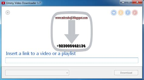 download youtube ummy download ummy video downloader 1 8 2 0 on win without ad
