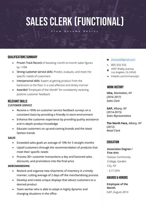beaufiful summary section resume photos how to write a