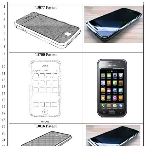 apple design t mobile quot sides quot with samsung in apple samsung patent war