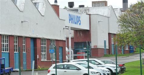 Lu Emergency Philips hamilton s philips factory another 30 staff to go at iconic factory daily record