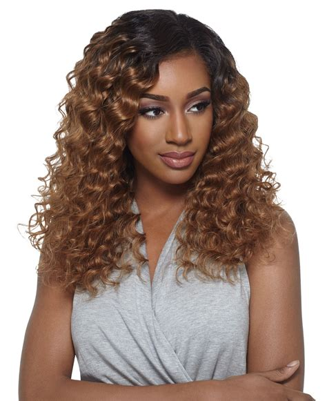hairstyles with 1 pack of weaves age8 deep wave sew in hairstyles fade haircut
