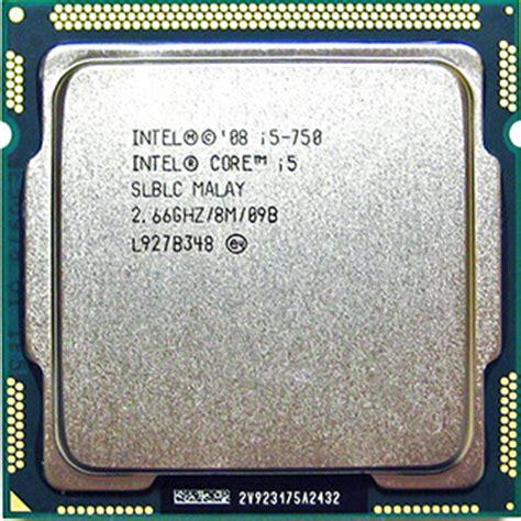 Intel I5 750 Sockel by Intel I5 750 Techpowerup Cpu Database