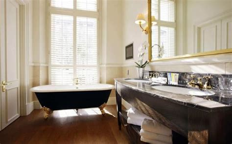 retro modern bathroom vintage bathroom design trends adding beautiful ensembles to modern homes