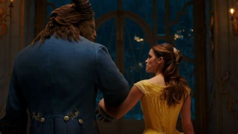 la bella e la bestia film emma watson uscita il nuovo trailer della bella e la bestia con emma watson