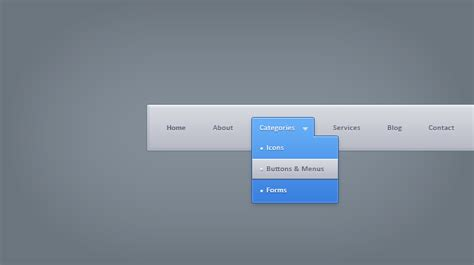 header design navigation header design navigation bar drop down menu free psd
